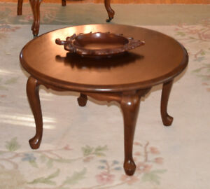 Solid Cherry Gibbard coffee table