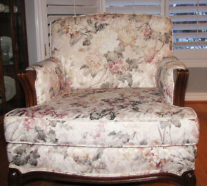 Antique Bergere Chair - MINT condition