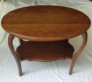 Victorian - Antique Oak Table