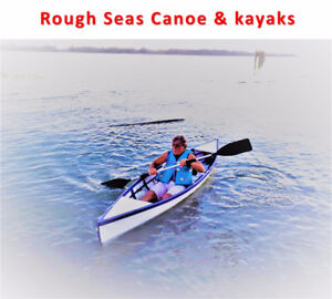 11' One Person Canoe Kit 26lbs. (11.8 Kgs): incl. shipping