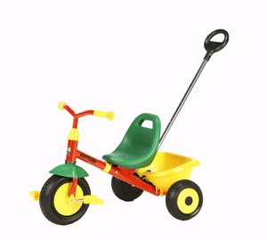 Tricycle kettler