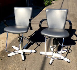 Belvedere Stylist Chairs / Barber Chairs