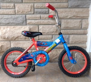 "Spider Man 14"" Kids Bike"