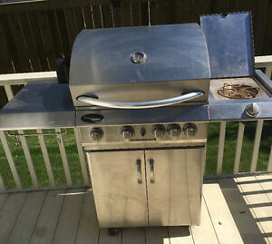 Patio brand - Natural Gas BBQ