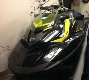 RXP X 260 Seadoo and Trailer