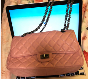 Cute Pink NOLA Handbag