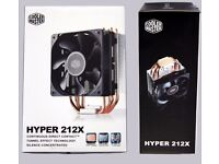 NEW SEALED Cooler Master Hyper 212X