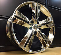 18 inch chrome wheels 5X115, $900 set