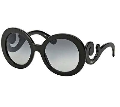Sunglasses Prada SPR 27N 1AB3M1 BLACK