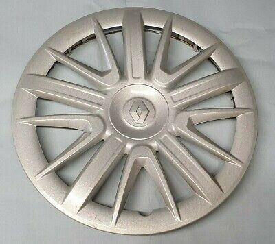 Original Radkappe 15-Zoll grau für Renault Twingo III 403152087R