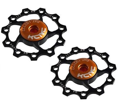 RED 5Pair KCNC Chainring Crank Bolts Set For Shimano ROAD BIKE M8.5mm