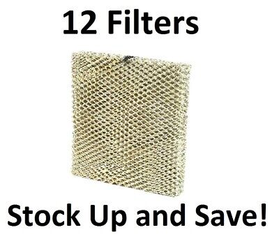 (12) Humidifier Furnace Filter for Honeywell Model HE225A NEW