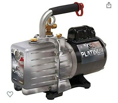 New In Box Jb Industries Dv-285n Platinum 10 Cfm Vacuum Pump