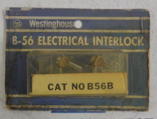 WESTINGHOUSE B-56 B56B ELECTRICAL INTERLOCK - NEW