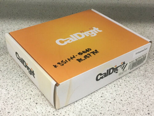 CalDigit SuperSpeed U3-ExpressCard