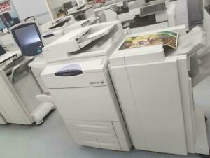 REPOSSESSED High Speed 75PPM Xerox WorkCentre WC 7775 Color Printer Scanner Scan to Email