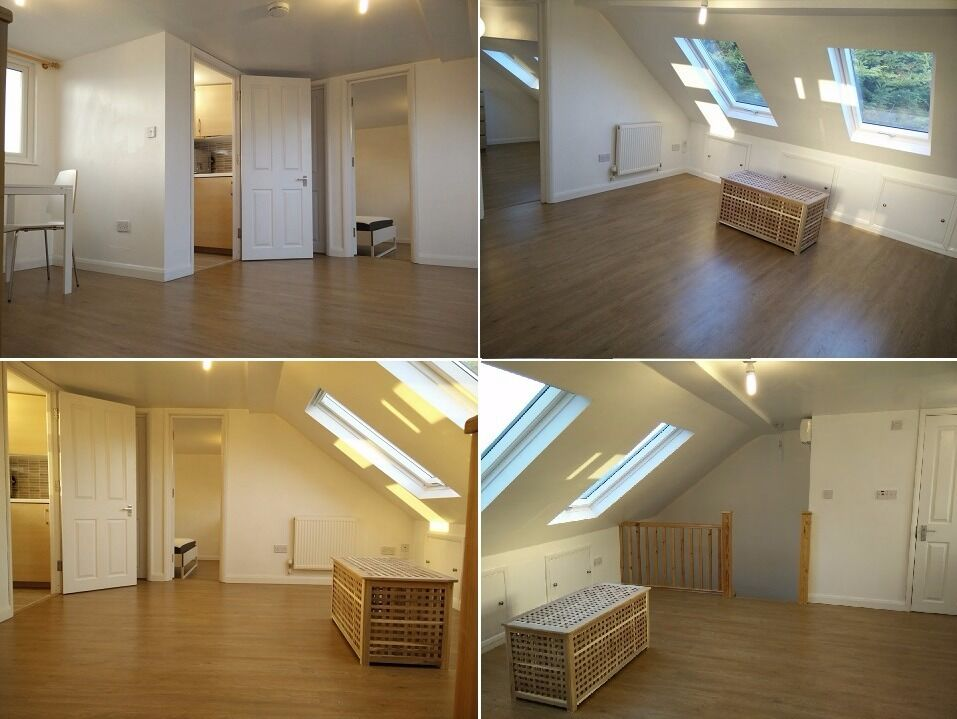 Brand New Loft Studio - City Centre - All bills included