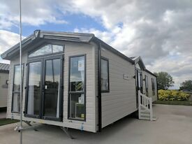 ** WILLERBY VOGUE ** Static Caravan - Southport Showground - Choose from over 100 Parks
