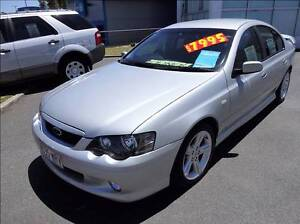 Ford Falcon XR6 Sedan. 1 Owner. 12 Months National Warranty. Ipswich Ipswich City Preview