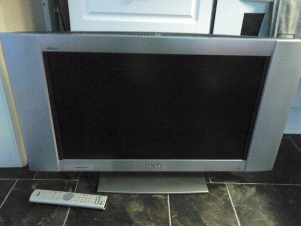 sony wega engine lcd tv 27inch in southampton hampshire gumtree