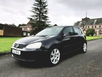 VOLKSWAGEN GOLF 1.6 FSI MATCH MOT APRIL 19 leon Astra ibiza focus a3 a4 focus