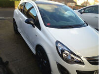 Vauxhall Corsa Limited Edition- 12 Months MOT