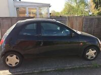(spares or repairs) (SORN)£75 Ford KA 1.3 Sun Collection 3dr (02 - 02)
