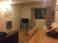 Double room for rent in a modern, spacious flat in Merchant city, Glasgow city centre (G1)