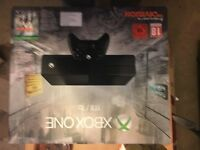 XBOX ONE 1TB THE DIVISION BUNDLE *BRANDD NEW*