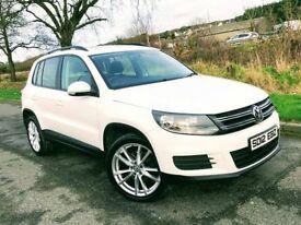 2012 Volkswagen Tiguan 2.0 TDI TDI BLUETECH****FINANCE FROM £55 A WEEK