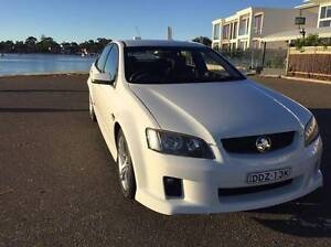 2008 Holden Commodore VE SS Sedan Canterbury Canterbury Area Preview