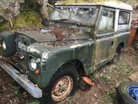 Land Rover Defender / Series / Discovery Parts