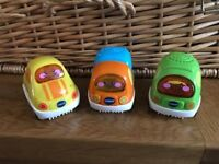 VTech Toot Toot Drivers vehicle set - car, truck and van