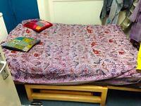 exquisite Futon Sofa-Bed almost new with 2 Futon mattresses