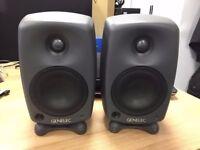 Genelec 8020a Active Studio Monitors (Pair)