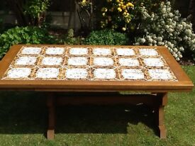 COFFEE TABLE OCCASIONAL TABLE DINING TABLE