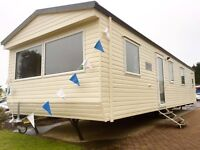 Cheap caravan for sale in Tenby near Saundersfoot on Kiln Park 2016 ground rent included