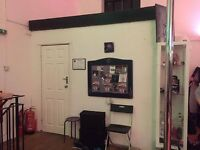 Small room to rent for beauty treatments / laser removal / tattoo etc.... **OFFERED**