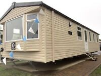 Caravan for sale in Tenby near Lydstep on Kiln Park 2016 ground rent included