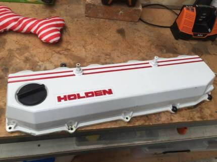 RB30 painted rocker cover VL