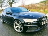 👉👉2014 Audi A6 2.0 Tdi S Line Black Edition Spec👈👈✅Finance Available✅Low Miles