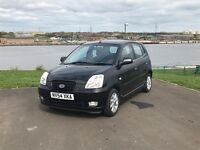 2004(54) Kia picanto with full mot LOW MILES