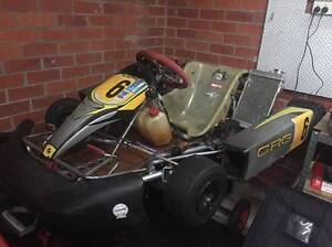 CRG GoKart 125cc TaG Restricted Largs Maitland Area Preview