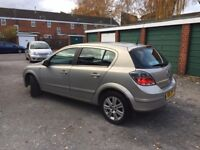 Vauxhall Astra1.8i 16v (140ps ) 2007 Design Low miles-42 000 NICE CLEAN CAR FULL SERVICE HISTORY