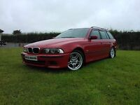 2003 BMW 530d m-sport touring may p/x swap