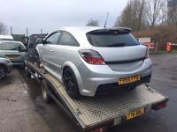 **2005 Vauxhall Astra VXR MK5 2.0 Turbo Z20 LEH Z20 LET - Alloy Wheel Nut Car Breaking Parts**