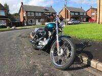 Harley Davidson Sportster for swap px