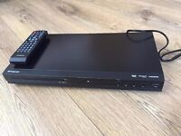 HDMI Upscailing 1080p DVD Player With USB Port - New & Boxed.