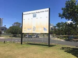 Fence Sponsorship Opportunity (Sign Included)! Maroochydore Maroochydore Area Preview
