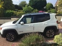 2015 Jeep Renegade Very Low Mileage Full Spec